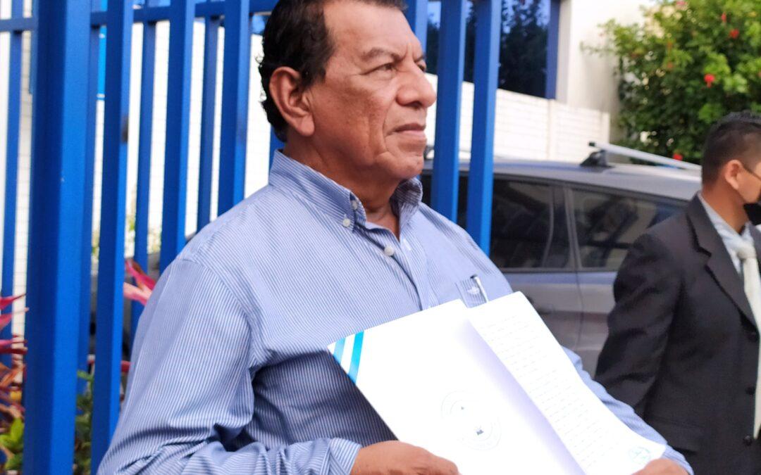 Sindicato de la Corte Suprema de Justicia demandan al presidente del órgano del estado.