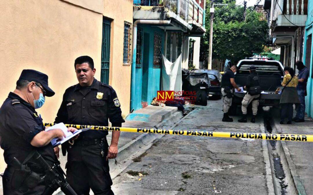 Murió por intoxicación alcohólica en Barrio San Jacinto.