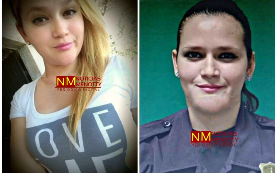 Mujer policía fue asesinada y capturan a su pareja sentimental.