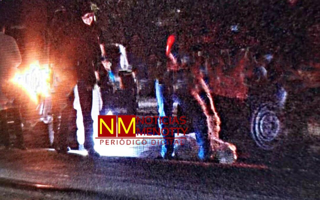Motorista fue asesinado en Altavista.