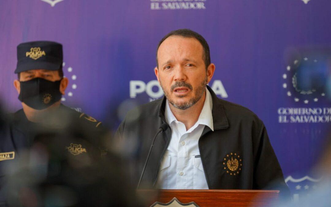 Nuevo Ministro de Seguridad dijo que afinará Plan Control Territorial.