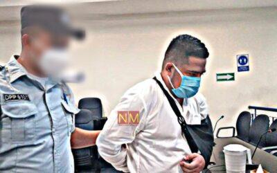 Policía capturado porque era ladrón en sus días libres fue liberado por un juez.